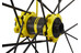 "Mavic Crossmax SL PRO LTD LRS 27.5"" Sram XD10 schwarz/gelb"